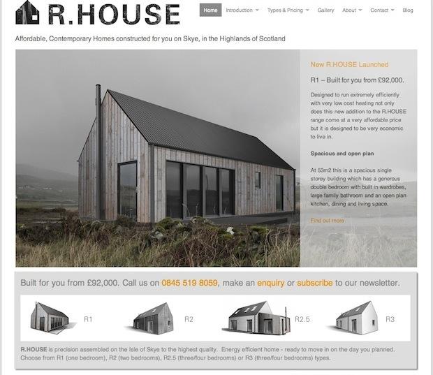 R House r.house, skye - skyewebsites