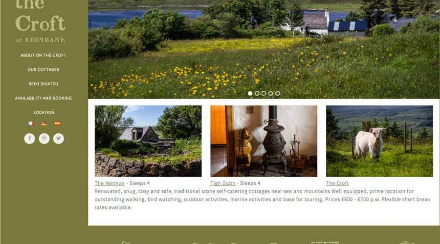 Edinbane Self-Catering  – On The Croft