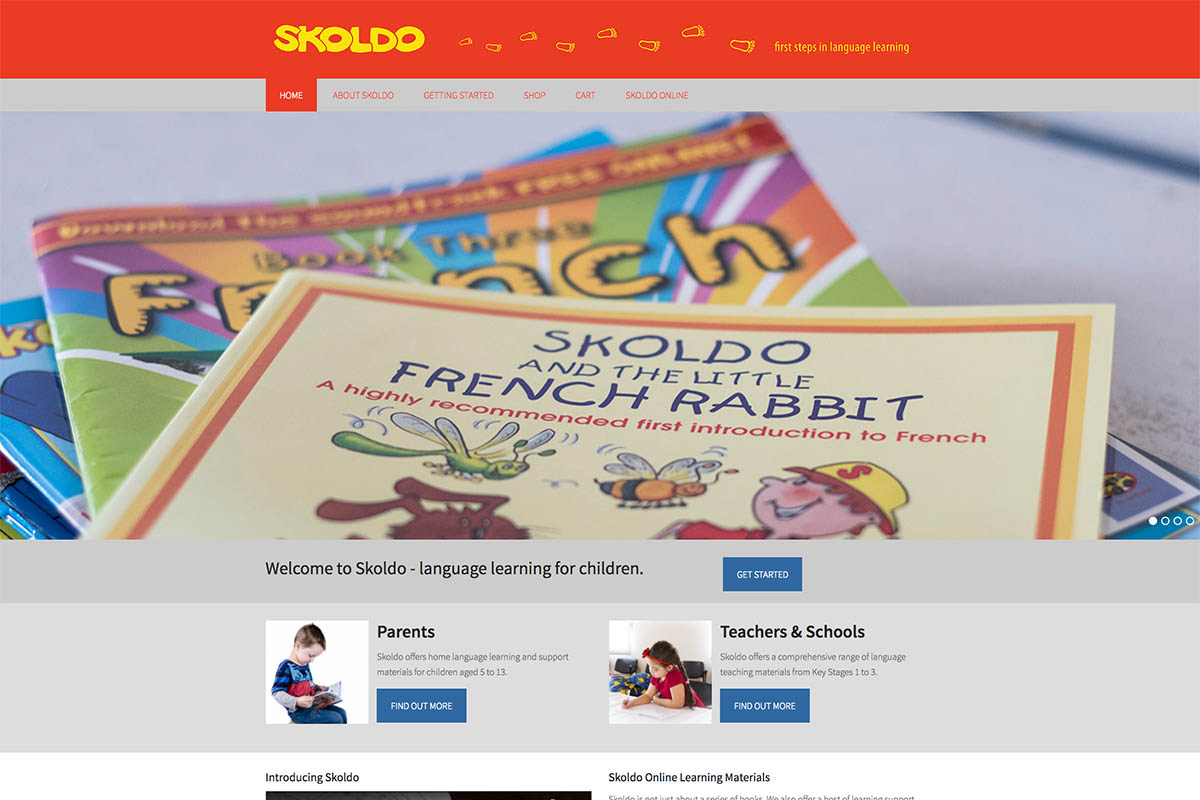 Skyewebsites Skoldo website