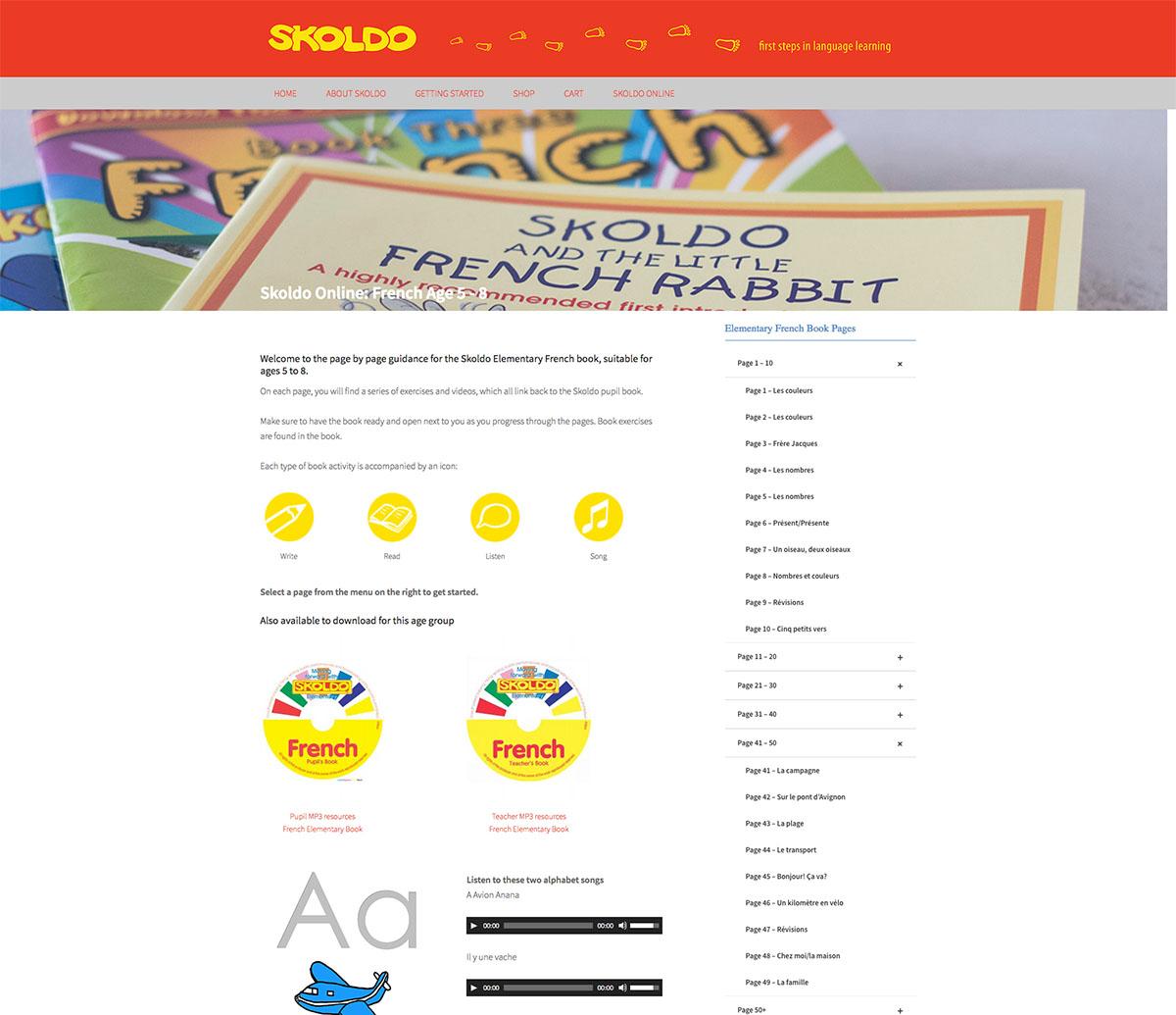 Skyewebsites Skoldo Website