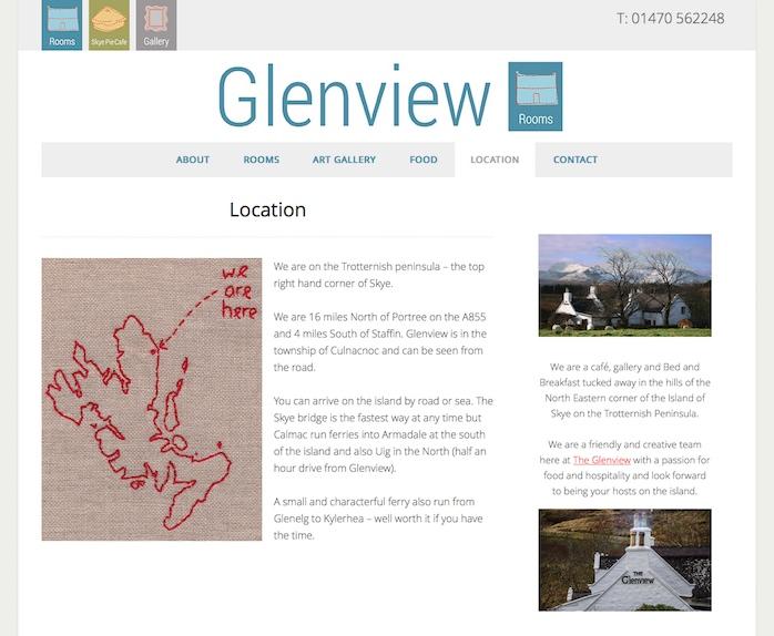Glenview screen shot