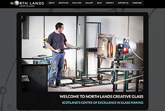 North Lands Creative Glass '14