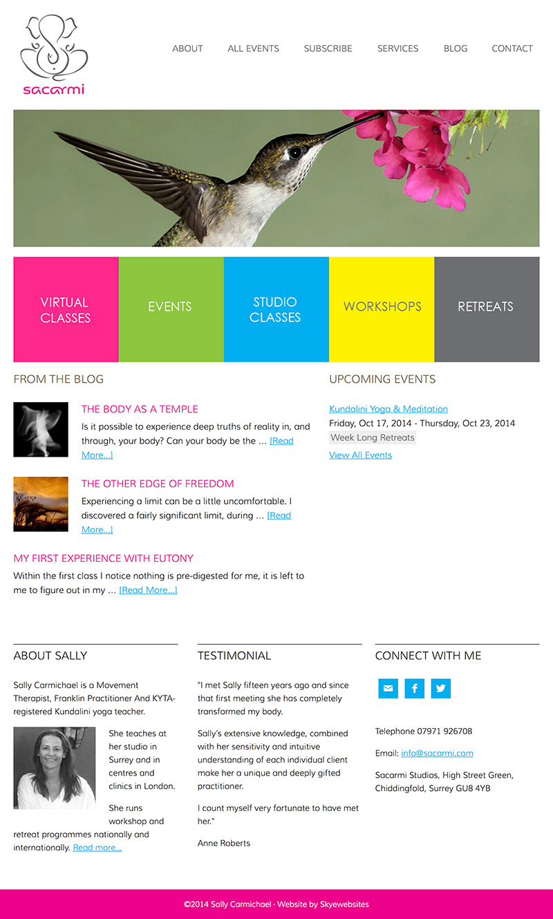 Sacarmi-Wellbeing-website