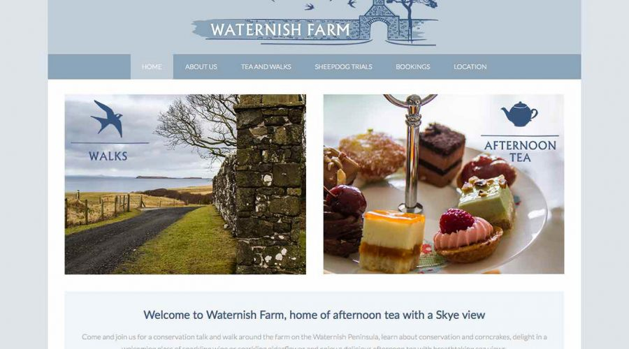 Waternish Farm