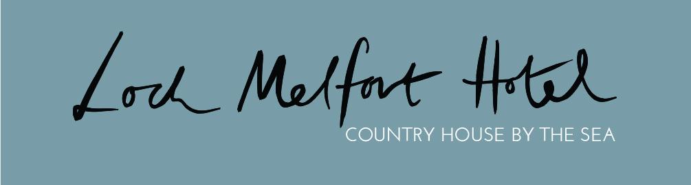 Skye Websites, project overview, Loch Melfort Hotel Logo