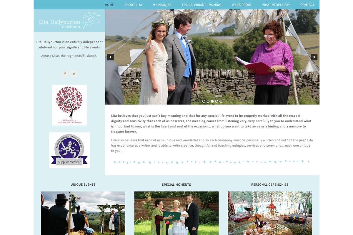Web Design for Skye & Lochalsh Businesses - Skyewebsites